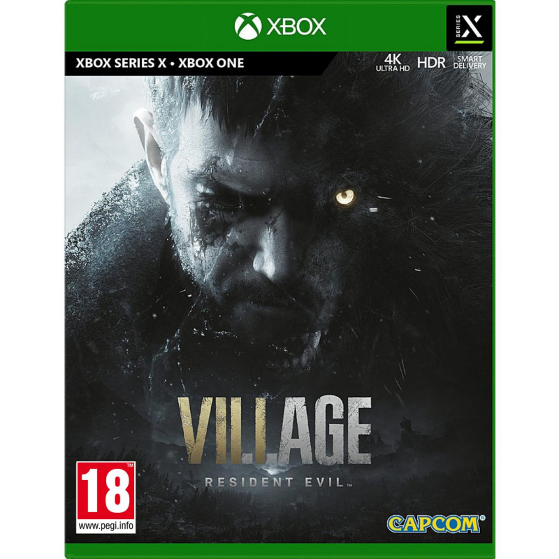Resident Evil 8 Village Xbox One | Series X