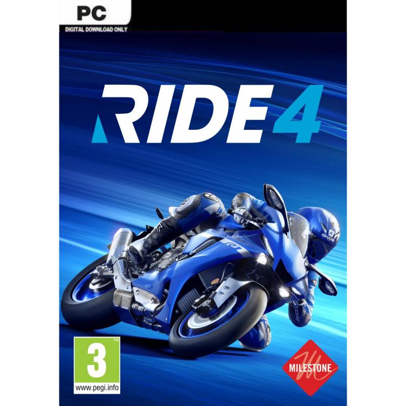 RIDE 4 PC skaitmeninis