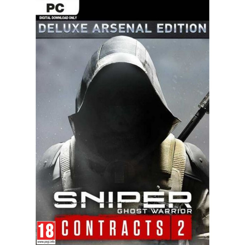Sniper Ghost Warrior Contracts 2 Deluxe Arsenal Edition PC (kodas) Steam