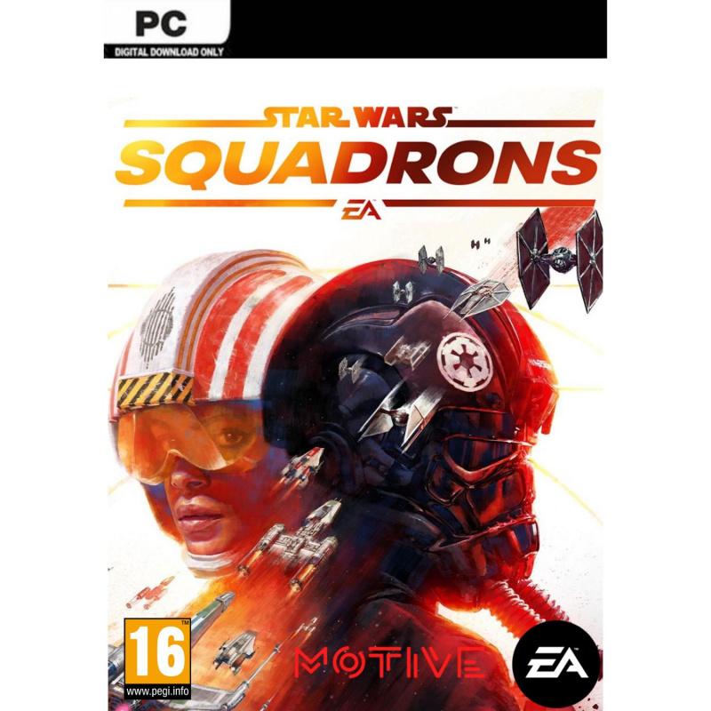 STAR WARS: Squadrons PC skaitmeninis