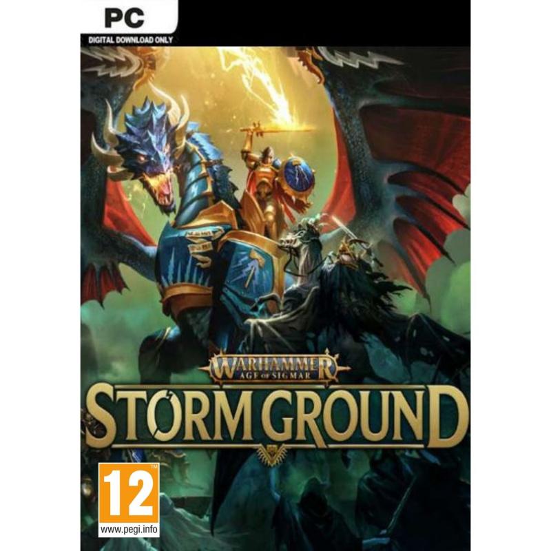 Warhammer Age of Sigmar: Storm Ground PC (kodas)