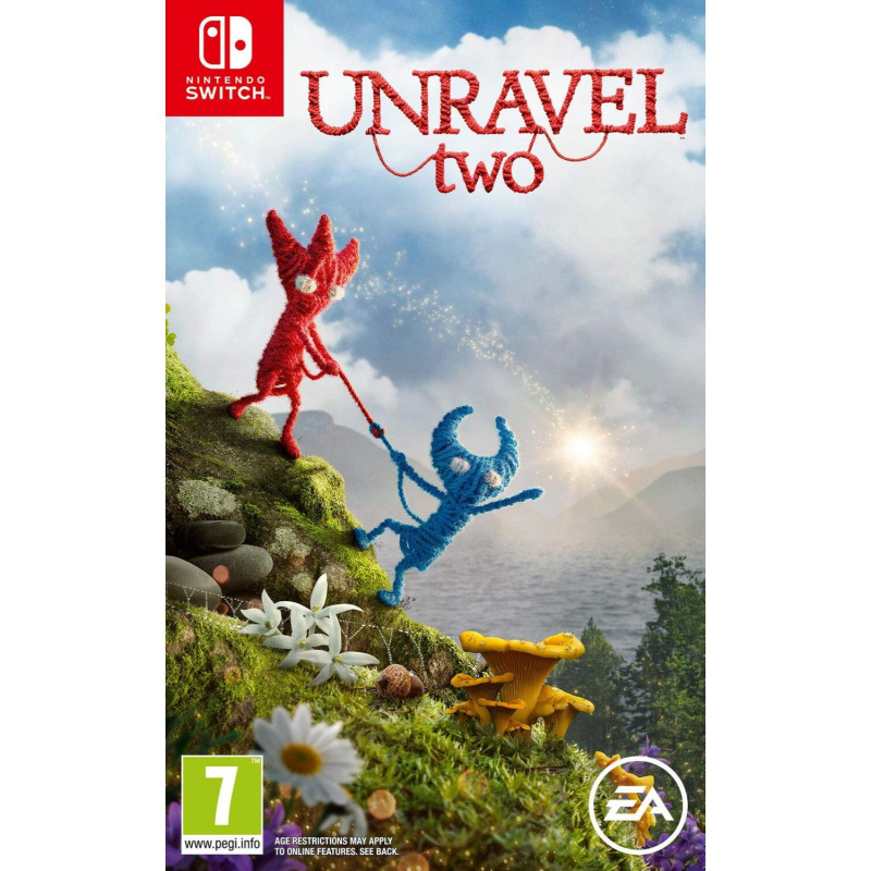 Unravel 2 Switch
