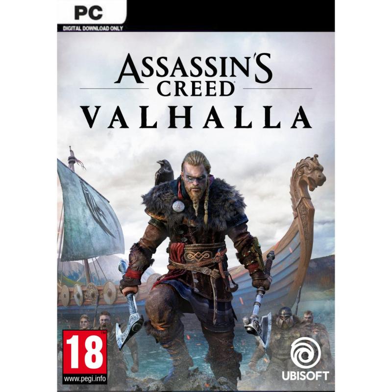 Assassin's Creed Valhalla PC (kodas)