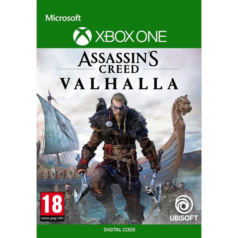 Assassin's Creed Valhalla Xbox One / Series X (kodas)