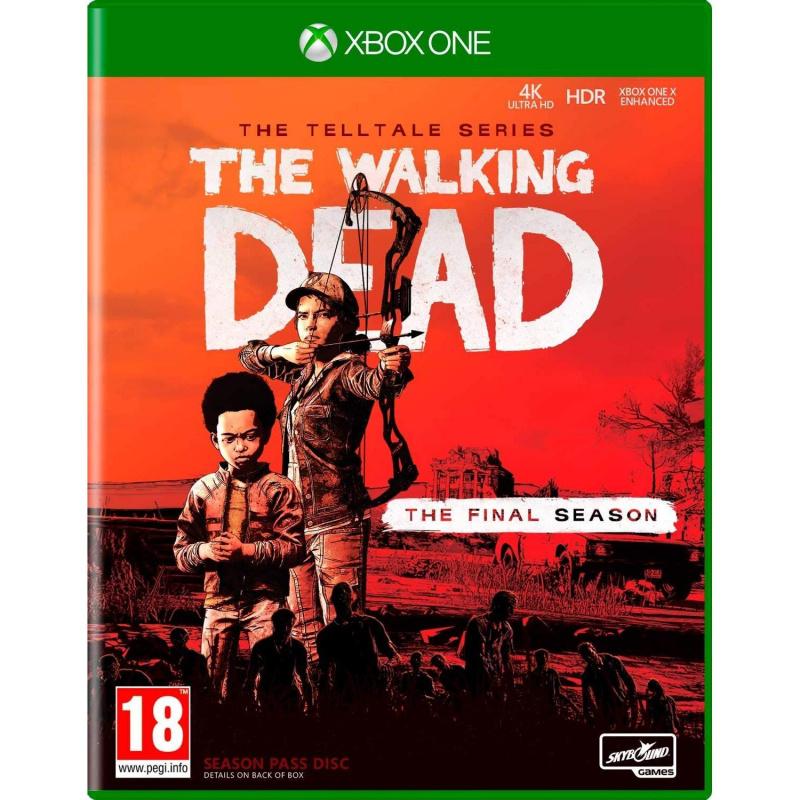 The Walking Dead - Telltale Series: The Final Season Xbox One