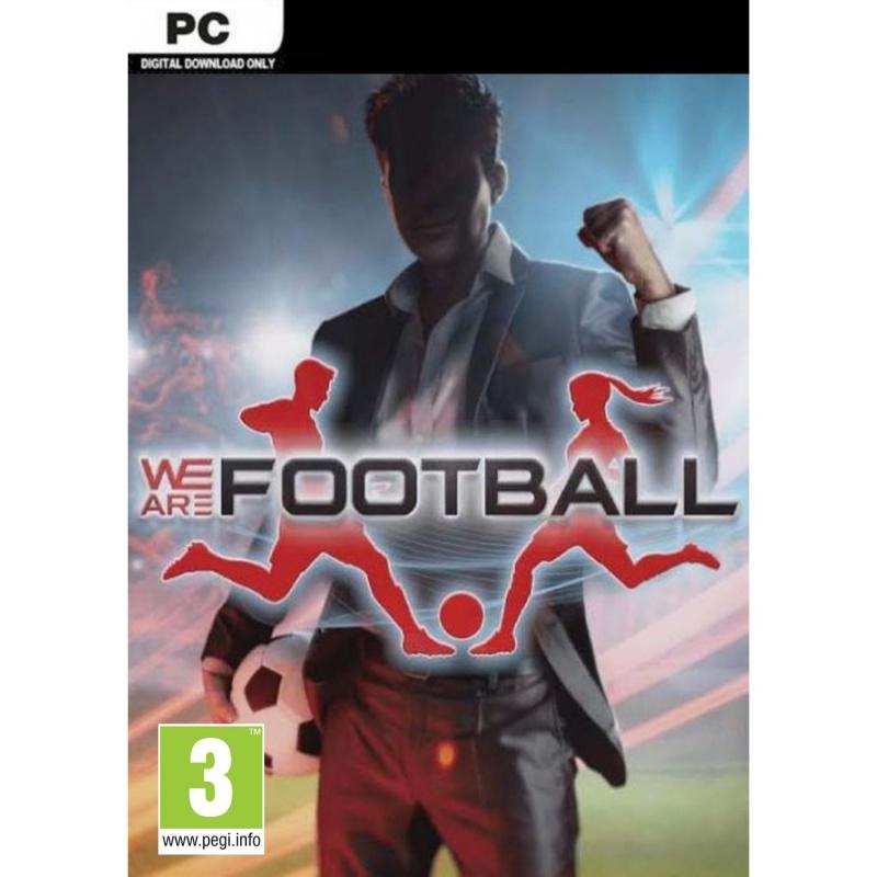 We Are Football PC (kodas)