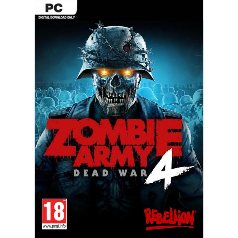 Zombie Army 4: Dead War PC (kodas)