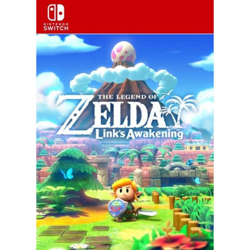 The Legend of Zelda: Links Awakening Switch skaitmeninis