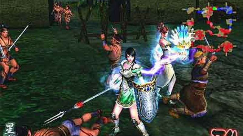 Dynasty Warriors 5 Empires PS2