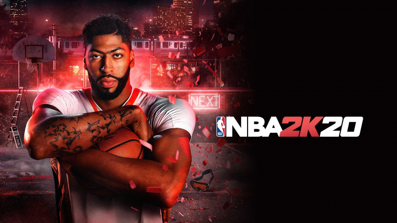 NBA 2K20 Switch