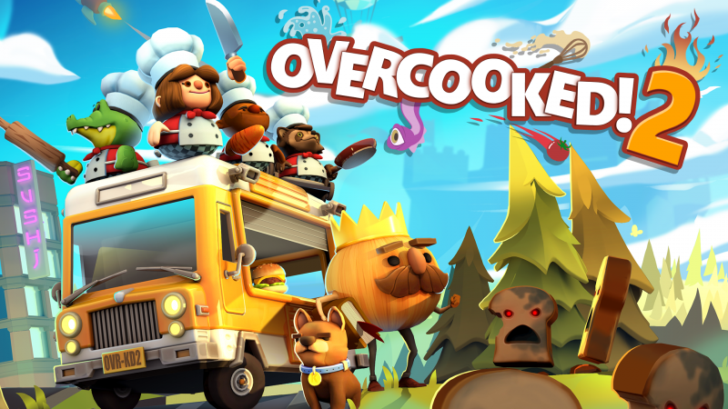 Overcooked! 2 Switch