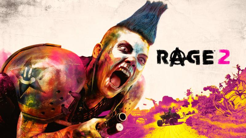 Rage 2 Xbox One skaitmeninis
