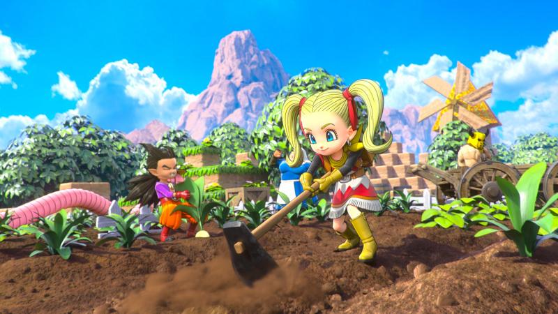 Dragon Quest Builders 2 PS4