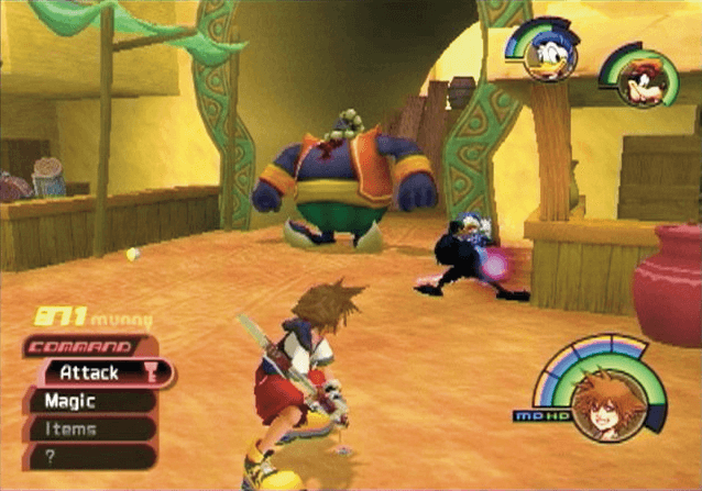 Kingdom Hearts PlatinumPS2