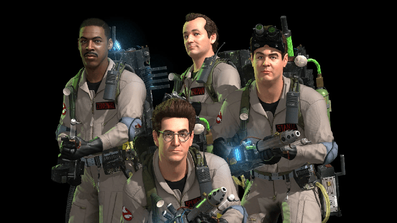 GhostBusters The Video Game Remastered Switch