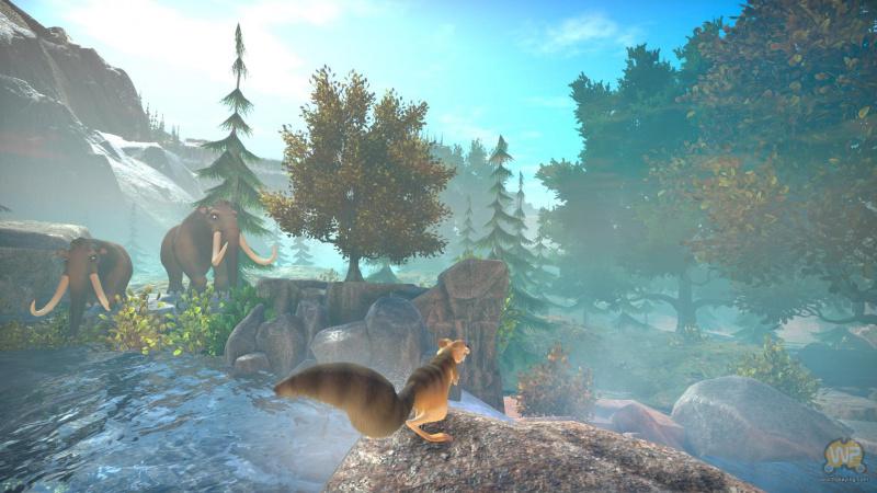 Ice Age: Scrat's Nutty Adventure Switch