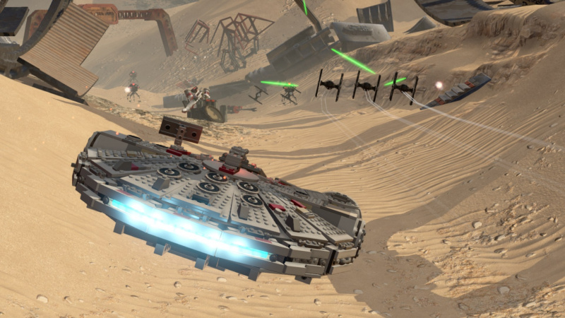 Lego Star Wars: The Force Awakens PS3