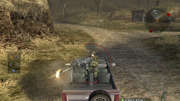 SOCOM 3 (Socom III) US Navy SEALs Platinum Solus PS2