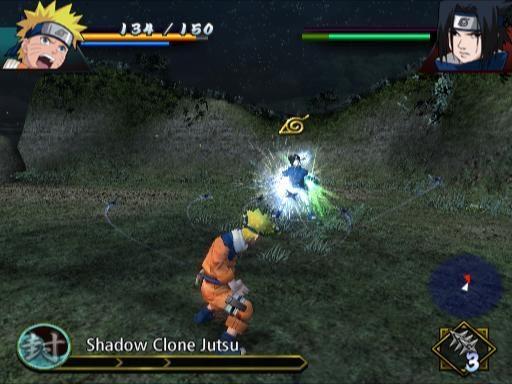 Naruto: Uzumaki Chronicles PS2