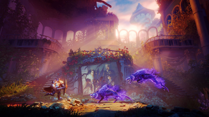 Trine 4: The Nightmare Prince Switch
