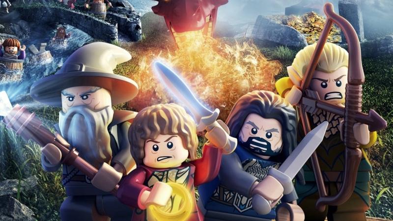LEGO The Hobbit PS3