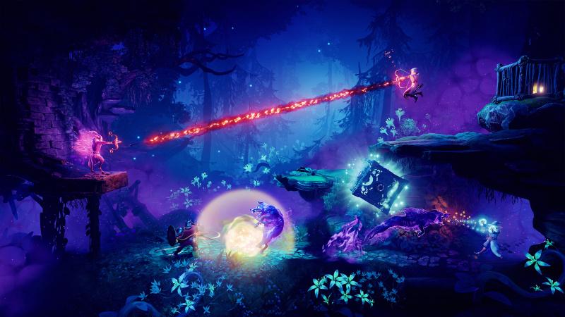 Trine 4: The Nightmare Prince PS4