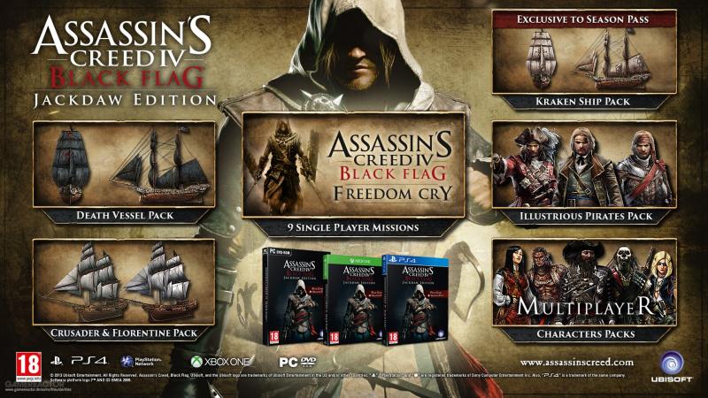 Assassin's Creed IV Black Flag PS3