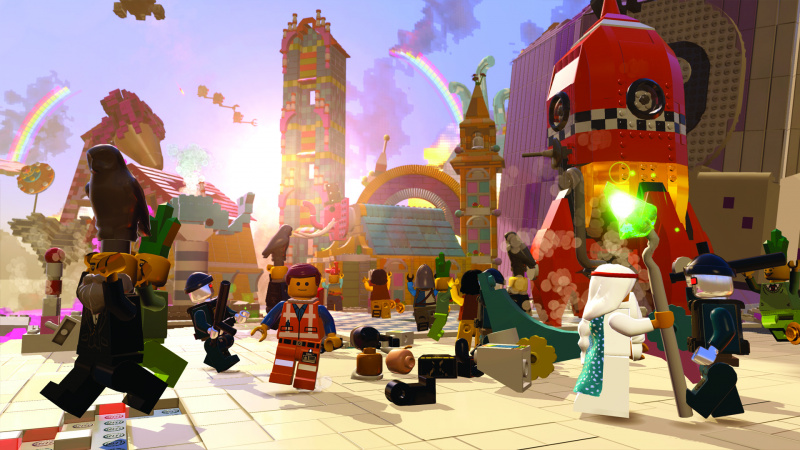 Lego Movie: The Videogame Essentials PS3