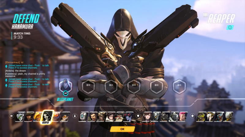Overwatch Legendary Edition Switch