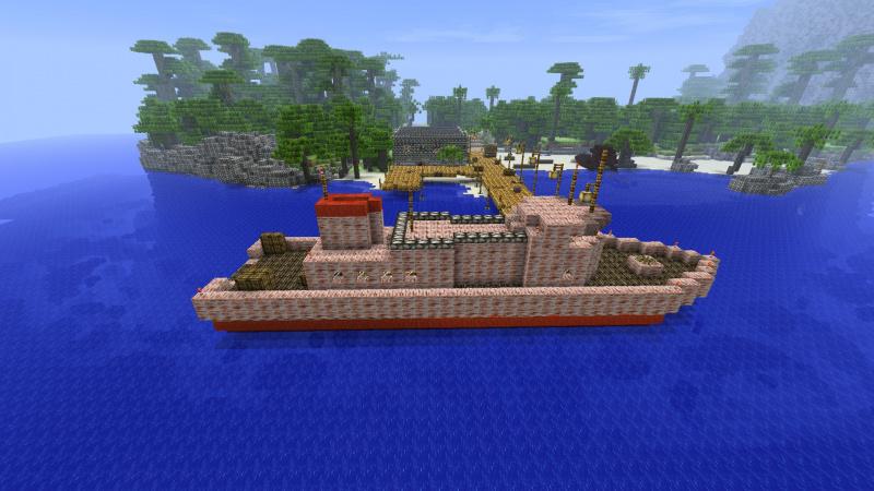 Minecraft PS3 Edition
