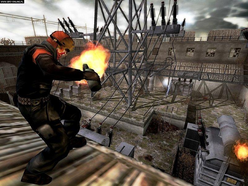 Urban Chaos PS2