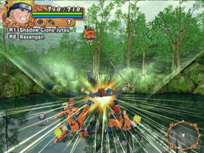 Naruto Uzumaki Chronicles 2PS2