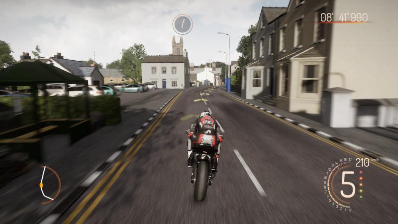 TT Isle of Man - Ride on the edge Switch