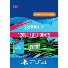 FIFA 19 12000 FUT points PS4 skaitmeninis