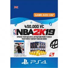 NBA 2K19 450,000 VC