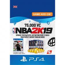 NBA 2K19 75,000 VC