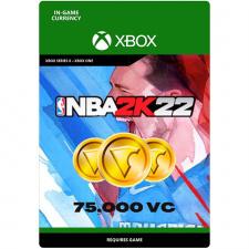 NBA 2k22 75,000 VC Xbox One | Series S/X (kodas)