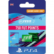 FIFA 19 750 FUT points PS4 skaitmeninis