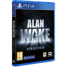 Alan Wake Remastered PS4 | PS5