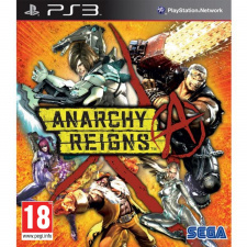 Anarchy Reigns PS3