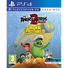 Angry Birds The Movie 2 VR: Under Pressure PS4