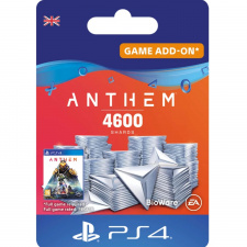 Anthem 4600 Shards pack