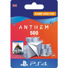 Anthem 500 Shards pack