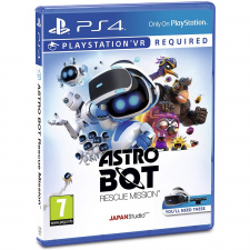 Astro Bot Rescue Mission PSVR PS4