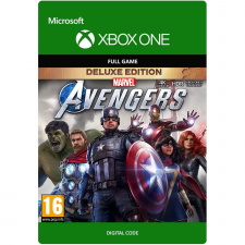 Marvel's Avengers Deluxe Edition Xbox One skaitmeninis