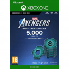 Marvel's Avengers: Mighty Credits Package Xbox One skaitmeninis