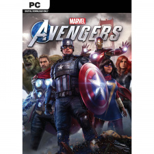 Marvel's Avengers PC (kodas)