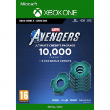 Marvel's Avengers: Ultimate Credits Package Xbox One skaitmeninis