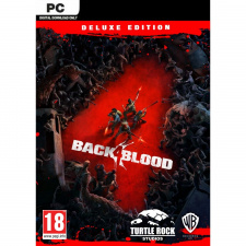 Back 4 Blood Deluxe Edition PC (kodas) Steam