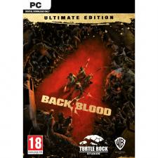 Back 4 Blood Ultimate Edition PC (kodas) Steam